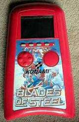 Blades of Steel the  Handheld Electronic Game