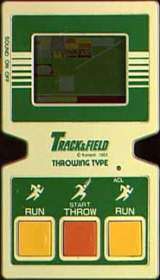 Track & Field the  Handheld Electronic Game