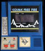Cosmic Free Fire the  Handheld Electronic Game