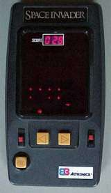Space Invader the Handheld Electronic Game