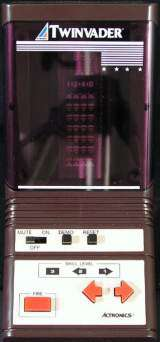 Twinvader the Electronic Game (Handheld)
