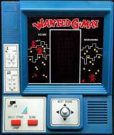 Wanted G-Man the  Tabletop Electronic Game