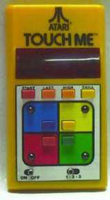 Touch Me the  Handheld Electronic Game