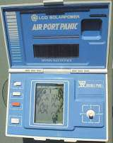 Air Port Panic the  Handheld Electronic Game