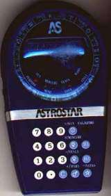 Astrostar [Model 16164] the Handheld game