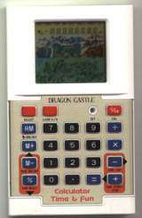 Dragon Castle [Model 91-0126-00] the  Handheld Electronic Game