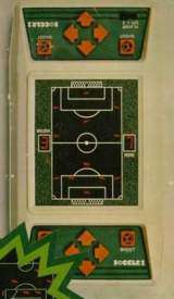 Soccer 2 the  Handheld Electronic Game