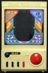 Game Pachinko the  Handheld Electronic Game