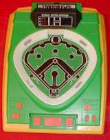 Super Baseball [Model 16130] the  Handheld Electronic Game