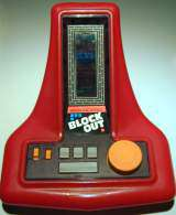 Block Out [Model 8104] the Electronic Game (Handheld)