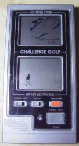 Challenge Golf the  Handheld Electronic Game