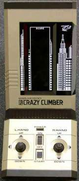 FL Crazy Climber [Model 8203] the  Handheld Electronic Game