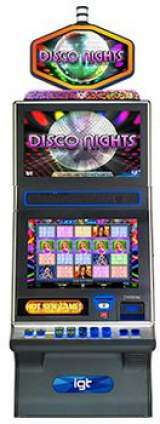 Disco Nights the Slot Machine