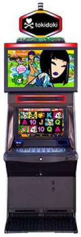 tokidoki the  Slot Machine