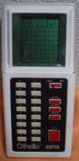 Othello Super the  Handheld Electronic Game
