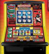 MONOPOLY Fortunes the  Fruit Machine