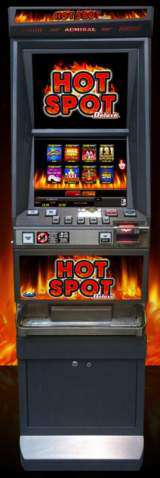 HOT SPOT Deluxe the Slot Machine