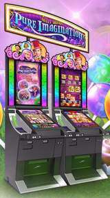 Willy Wonka Pure Imagination the  Slot Machine