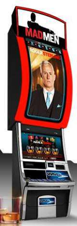 MADMEN the  Slot Machine