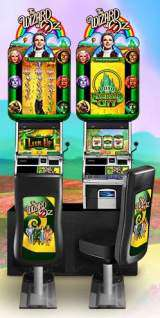 The Wizard of Oz - The Road to Emerald City the  Slot Machine