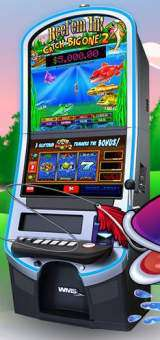 Reel'em In! Catch the Big One 2 the  Slot Machine