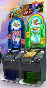 The Wizard of Oz - Emerald City the  Slot Machine