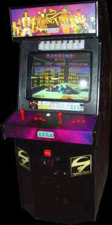 Fighting Vipers the Arcade Video Game
