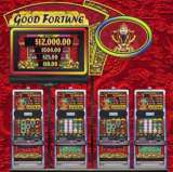5 Dragons Good Fortune the  Slot Machine
