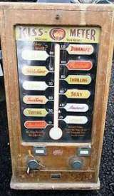 Kiss-O-Meter the  Fortune Teller