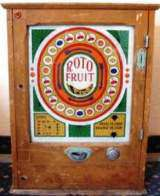 Roto Fruit the  Redemption Game