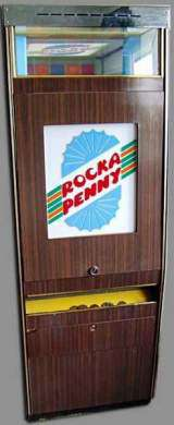 Rocka Penny the  Slot Machine