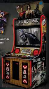 Injustice - Arcade the Arcade Video Game