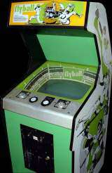Flyball the  Arcade Video Game PCB