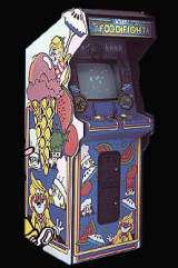 Food Fight the  Arcade Video Game PCB