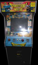 Forgotten Worlds [B-Board 88621B-2] the  Arcade Video Game