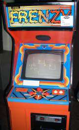 Frenzy the Arcade Video game