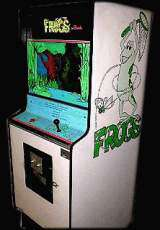 Frogs [Model 821-0001] the Arcade Video Game PCB