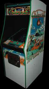 Galaxian the Arcade Video Game