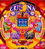 CR Luna Alpha 1 the Pachinko
