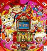 CR Gunman the  Pachinko