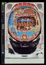 CR Fever Indiana Jones [Model SF-T] the  Pachinko