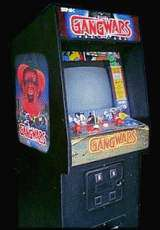 Gang Wars the  Arcade Video Game PCB