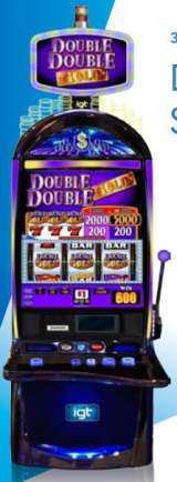 Double Double Gold the  Slot Machine