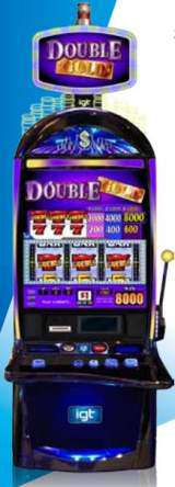 Double Gold [S3000] the  Slot Machine
