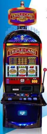 Triple Cash [S3000] the  Slot Machine