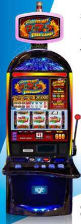 Triple Red Hot 7's [Spitfire Multipliers] [S3000] the Slot Machine