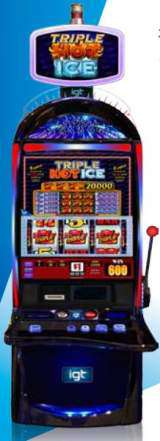 Triple Hot Ice [S3000] the  Slot Machine