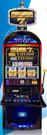 Gold Bar 7's [S3000] the Slot Machine