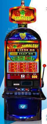 Red Hot Tamales! the  Slot Machine