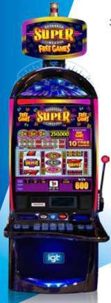 Super Times Pay Free Games [S3000] the  Slot Machine